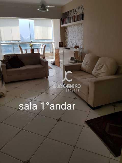 0.1Resultado - Cobertura Condomínio Portal da Barra, Rio de Janeiro, Zona Oeste ,Barra da Tijuca, RJ À Venda, 3 Quartos, 164m² - JCCO30033 - 9