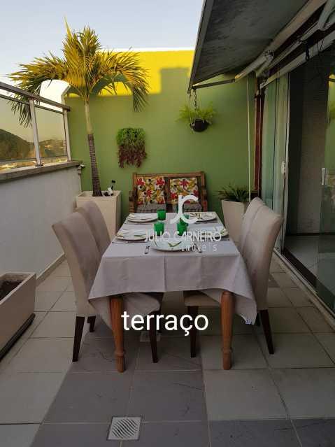 2Resultado - Cobertura Condomínio Portal da Barra, Rio de Janeiro, Zona Oeste ,Barra da Tijuca, RJ À Venda, 3 Quartos, 164m² - JCCO30033 - 4