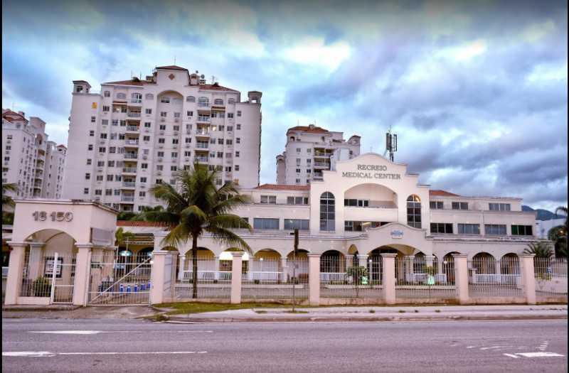 Sem título - Sala Comercial À Venda no Condomínio Recreio Medical Center - Rio de Janeiro - RJ - Recreio dos Bandeirantes - JCSL00069 - 1