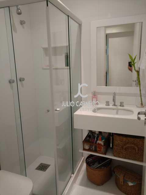 banheiro 1Resultado - Apartamento À Venda - Recreio dos Bandeirantes - Rio de Janeiro - RJ - JCAP20165 - 15