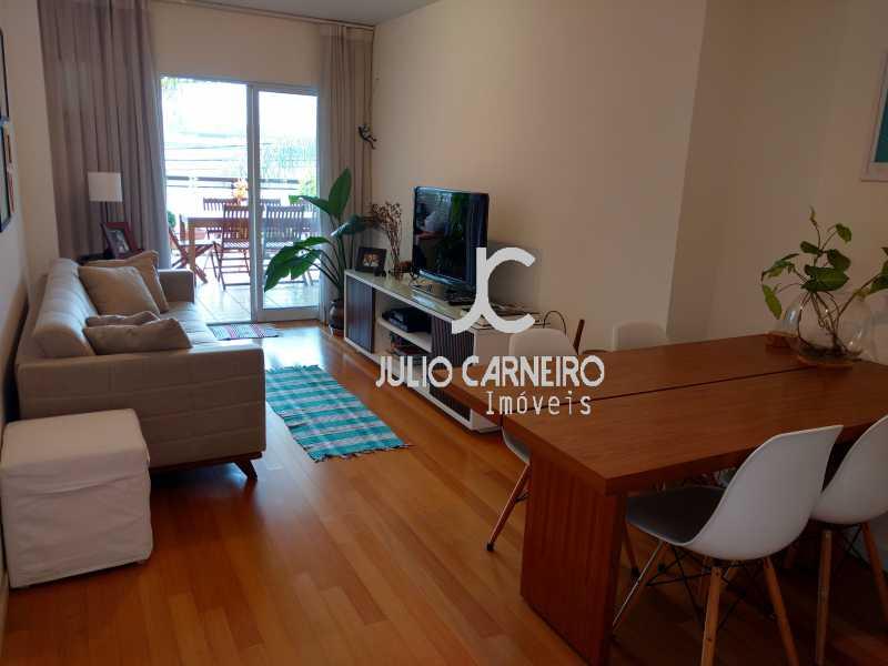 sala 2Resultado - Apartamento À Venda - Recreio dos Bandeirantes - Rio de Janeiro - RJ - JCAP20165 - 6