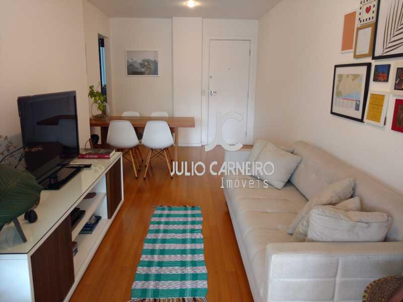sala 3Resultado - Apartamento À Venda - Recreio dos Bandeirantes - Rio de Janeiro - RJ - JCAP20165 - 7