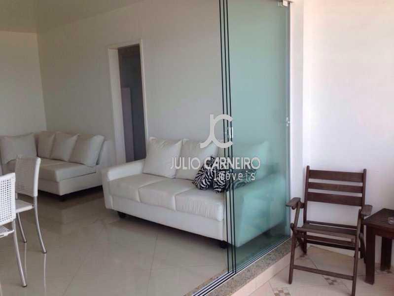 WhatsApp Image 2019-07-18 at 1 - Apartamento Condomínio Alfa Barra , Rio de Janeiro, Zona Oeste ,Barra da Tijuca, RJ À Venda, 1 Quarto, 68m² - JCAP10022 - 1