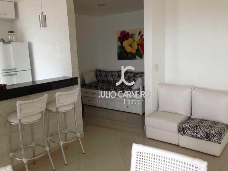 WhatsApp Image 2019-07-18 at 1 - Apartamento Condomínio Alfa Barra , Rio de Janeiro, Zona Oeste ,Barra da Tijuca, RJ À Venda, 1 Quarto, 68m² - JCAP10022 - 6