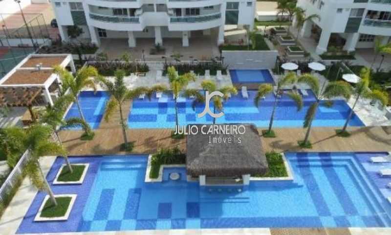 20 - piscinaResultado - Cobertura À Venda no Condomínio Máximo Resort - Rio de Janeiro - RJ - Recreio dos Bandeirantes - JCCO40020 - 16