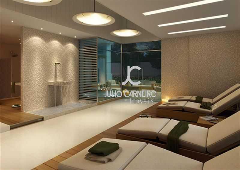 21 - saunaResultado - Cobertura À Venda no Condomínio Máximo Resort - Rio de Janeiro - RJ - Recreio dos Bandeirantes - JCCO40020 - 17