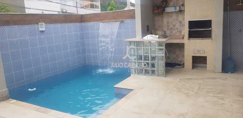 0.1. - Casa em Condomínio 4 quartos à venda Rio de Janeiro,RJ - R$ 780.000 - JCCN40049 - 1