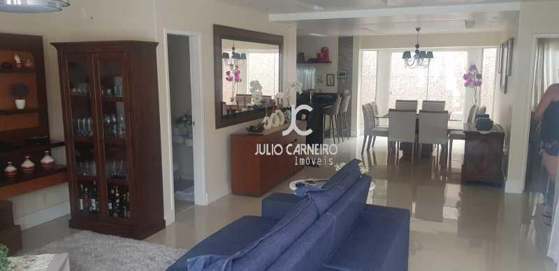 1.0. - Casa em Condomínio 4 quartos à venda Rio de Janeiro,RJ - R$ 780.000 - JCCN40049 - 4