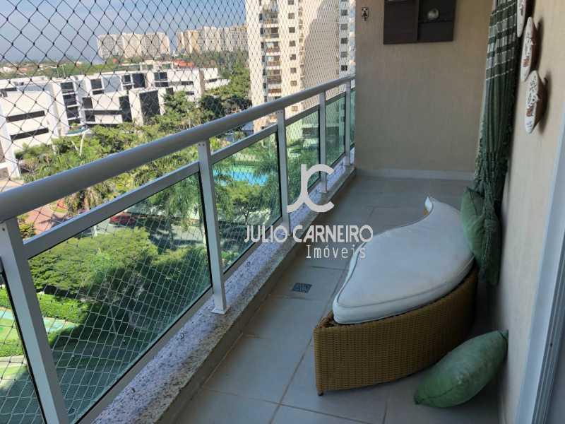 WhatsApp Image 2019-10-24 at 1 - Apartamento Para Alugar - Barra da Tijuca - Rio de Janeiro - RJ - JCAP40055 - 3