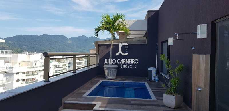 WhatsApp Image 2019-10-30 at 9 - Cobertura À Venda - Recreio dos Bandeirantes - Rio de Janeiro - RJ - JCCO40025 - 1