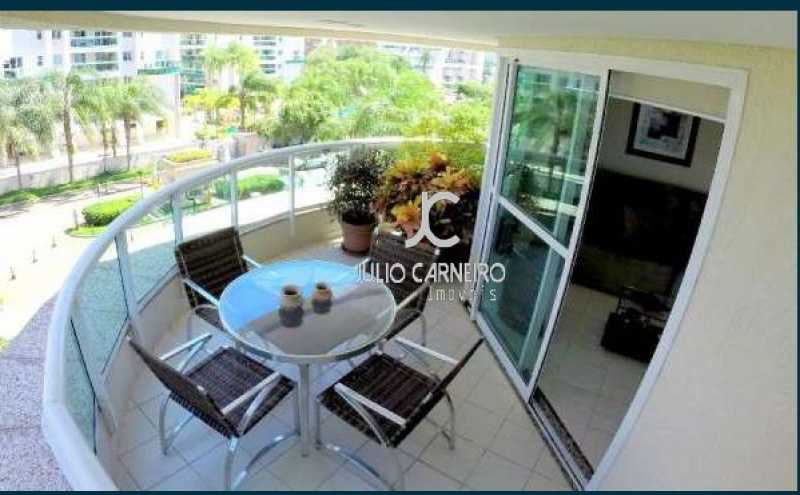 1Resultado - Apartamento À Venda - Barra da Tijuca - Rio de Janeiro - RJ - JCAP30200 - 1