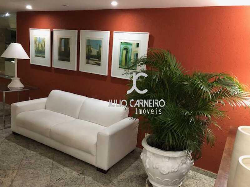 1 - FOTO 1 PORTARIAResultado - Apartamento Rio de Janeiro, Zona Sul,Leblon, RJ Para Alugar, 3 Quartos, 80m² - JCAP30240 - 1