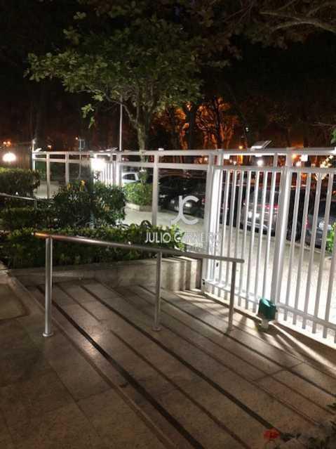 6 - FOTO 6 ENTRADA PREDIOResul - Apartamento Rio de Janeiro, Zona Sul,Leblon, RJ Para Alugar, 3 Quartos, 80m² - JCAP30240 - 28