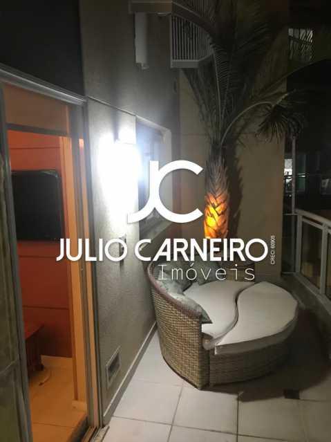 2 - WhatsApp Image 2020-04-15  - Apartamento Condomínio blue vision, Rio de Janeiro, Zona Oeste ,Barra da Tijuca, RJ Para Alugar, 1 Quarto, 70m² - JCAP10041 - 13