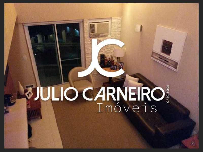 21 - WhatsApp Image 2020-04-15 - Apartamento Condomínio blue vision, Rio de Janeiro, Zona Oeste ,Barra da Tijuca, RJ Para Alugar, 1 Quarto, 70m² - JCAP10041 - 4