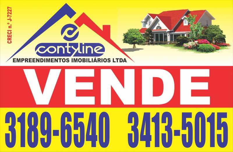 PLACA VENDE CONTYLINE - Casa em Condominio À Venda - Jardim Sulacap - Rio de Janeiro - RJ - MCASV3004 - 3