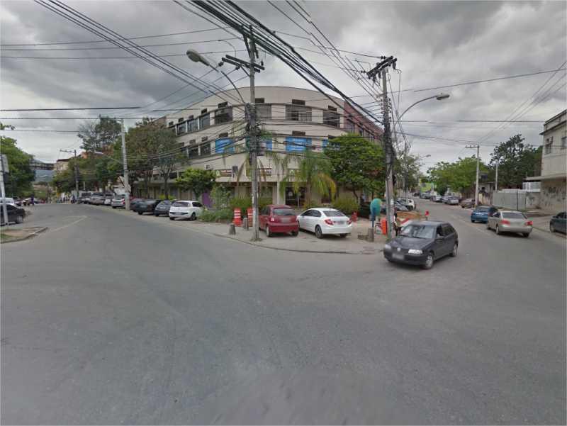 Rio de Janeiro - Google Maps - - SALA COMERCIAL 39 M2, 5 MINUTOS BRT TAQUARA, 1 VAGA NA GARAGEM, VAGAS PARA CLIENTE NA FRENTE DO PRÉDIO, PORTEIRO 24 HORAS - EXCELENTE INVESTIMENTO - MCOMV1005 - 5