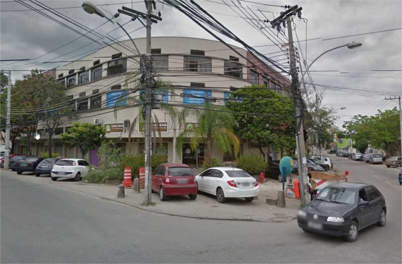 Rio de Janeiro - Google Maps - - SALA COMERCIAL 39 M2, 5 MINUTOS BRT TAQUARA, 1 VAGA NA GARAGEM, VAGAS PARA CLIENTE NA FRENTE DO PRÉDIO, PORTEIRO 24 HORAS - EXCELENTE INVESTIMENTO - MCOMV1005 - 1