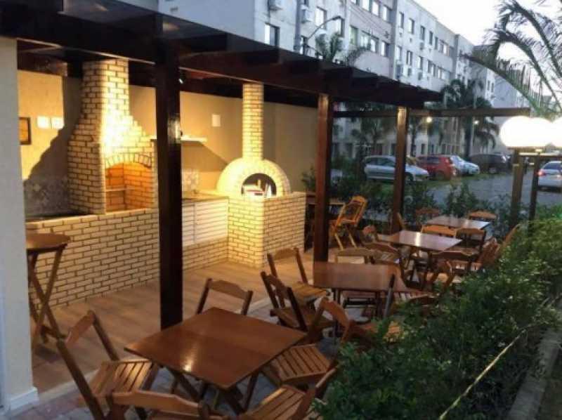 0010 - Apartamento À Venda - Jacarepaguá - Rio de Janeiro - RJ - BRAP30131 - 11