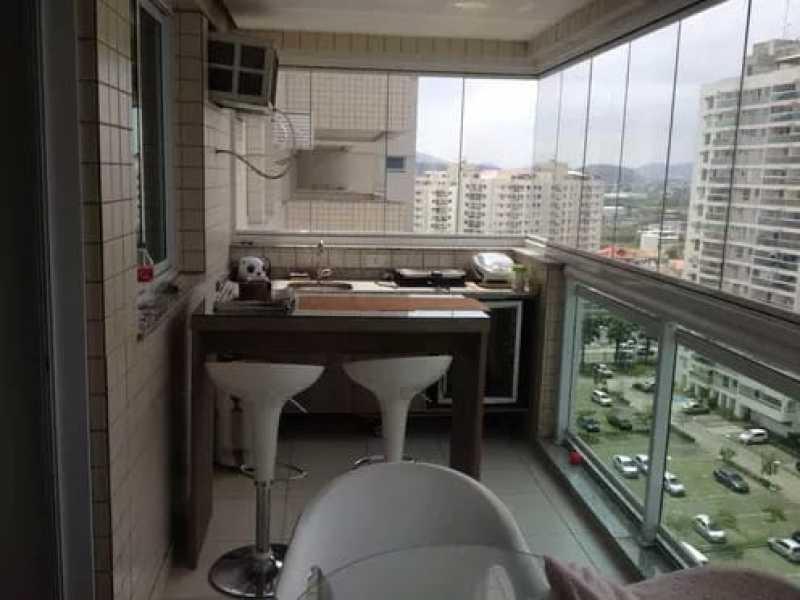 unico - Apartamento À Venda - Jacarepaguá - Rio de Janeiro - RJ - BRAP20477 - 3