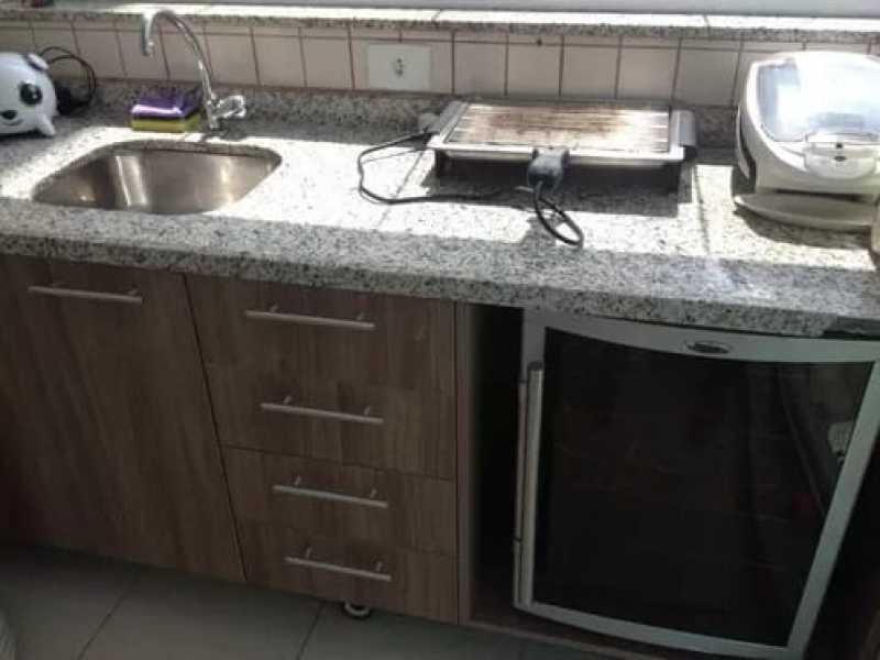 unico7 - Apartamento À Venda - Jacarepaguá - Rio de Janeiro - RJ - BRAP20477 - 4