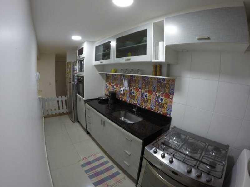 3 - Apartamento À Venda - Camorim - Rio de Janeiro - RJ - BRAP40026 - 4