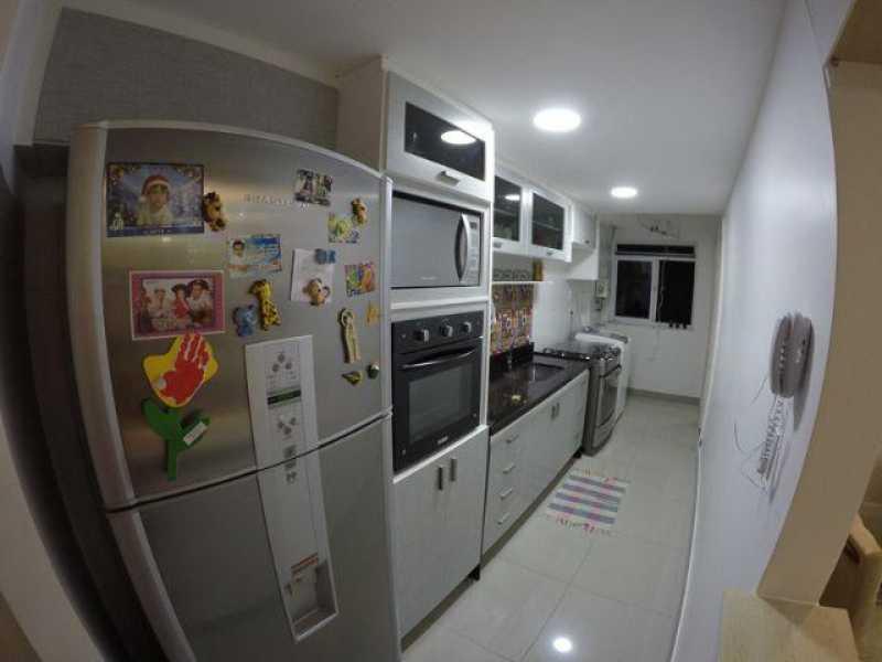 4 - Apartamento À Venda - Camorim - Rio de Janeiro - RJ - BRAP40026 - 5