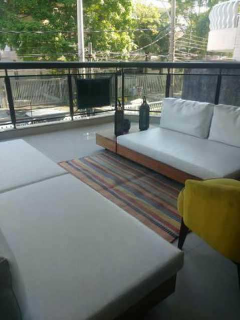 4. - Apartamento À Venda - Recreio dos Bandeirantes - Rio de Janeiro - RJ - BRAP20508 - 5