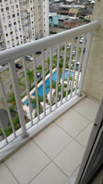 1 - Apartamento À Venda - Engenho de Dentro - Rio de Janeiro - RJ - BRAP30149 - 1