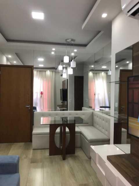 1 - Apartamento À Venda - Engenho de Dentro - Rio de Janeiro - RJ - BRAP20516 - 1