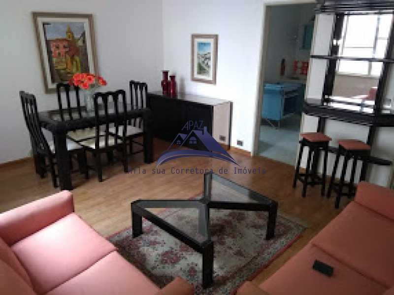 msap20017 b - Apartamento Para Alugar - Rio de Janeiro - RJ - Flamengo - MSAP20017 - 3