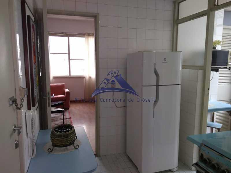 msap20017 hh - Apartamento Para Alugar - Rio de Janeiro - RJ - Flamengo - MSAP20017 - 14