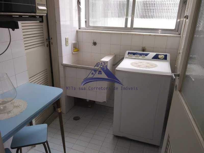 msap20017 p - Apartamento Para Alugar - Rio de Janeiro - RJ - Flamengo - MSAP20017 - 17
