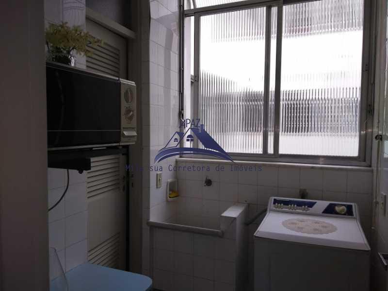 msap20017 pp - Apartamento Para Alugar - Rio de Janeiro - RJ - Flamengo - MSAP20017 - 18