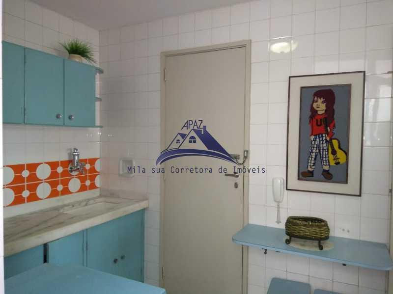 msap20017 tt - Apartamento Para Alugar - Rio de Janeiro - RJ - Flamengo - MSAP20017 - 15
