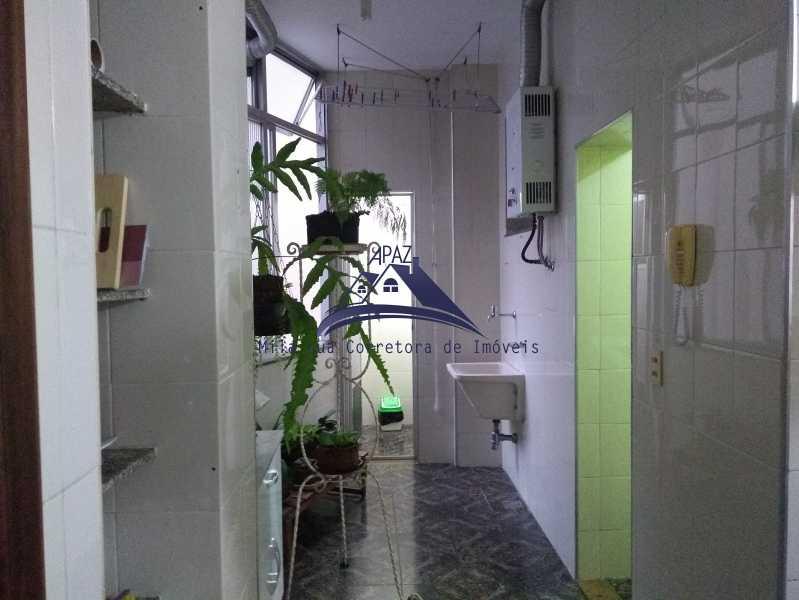 IMG_20180806_162506645 - Apartamento 3 quartos à venda Rio de Janeiro,RJ - R$ 1.300.000 - MSAP30031 - 15
