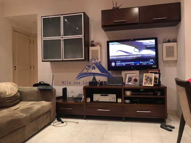 IMG_1093 - Apartamento Rio de Janeiro,Copacabana,RJ À Venda,3 Quartos,118m² - MSAP30032 - 4
