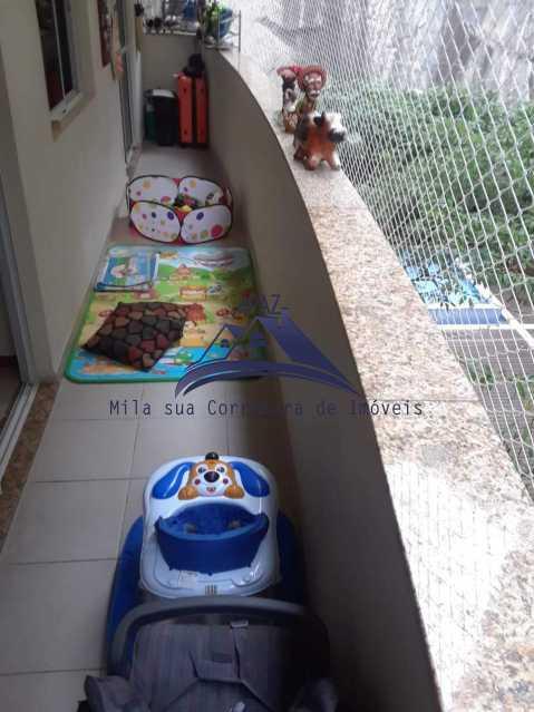 IMG-20180915-WA0006 - Apartamento À Venda - Rio de Janeiro - RJ - Catete - MSAP40007 - 4