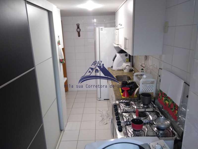 msco40002 27 - Cobertura Para Venda e Aluguel - Rio de Janeiro - RJ - Catete - MSCO20001 - 17