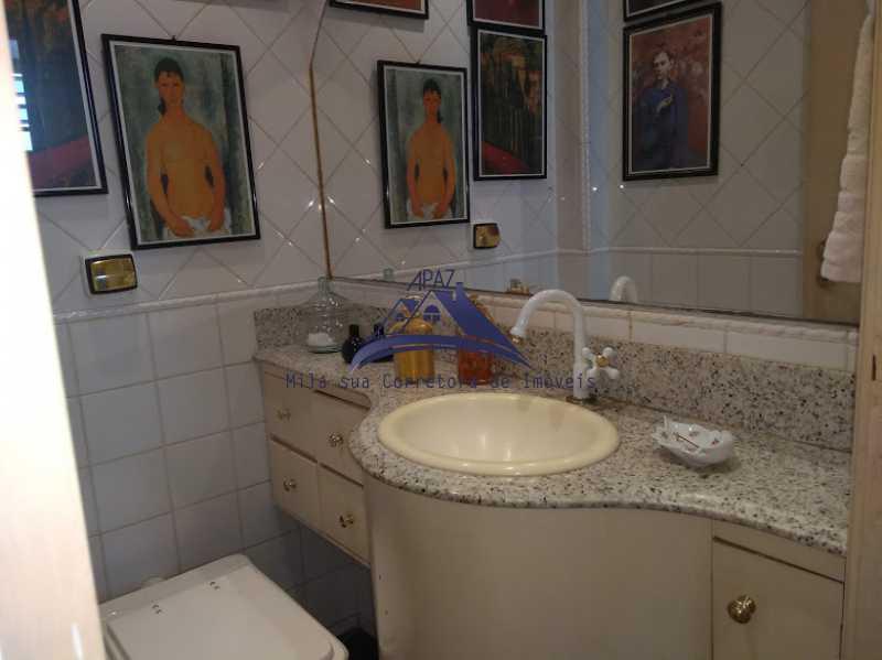 30 - Apartamento Rio de Janeiro,Flamengo,RJ À Venda,3 Quartos,120m² - MSAP30039 - 20