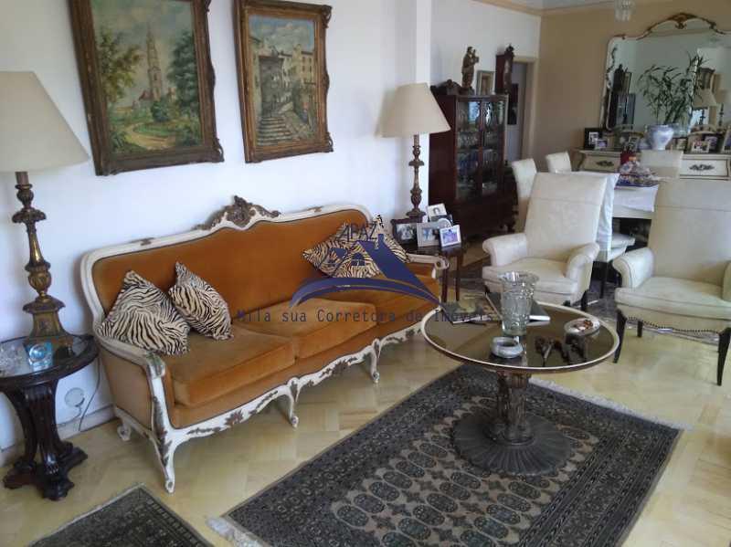 46 - Apartamento Rio de Janeiro,Flamengo,RJ À Venda,3 Quartos,120m² - MSAP30039 - 5