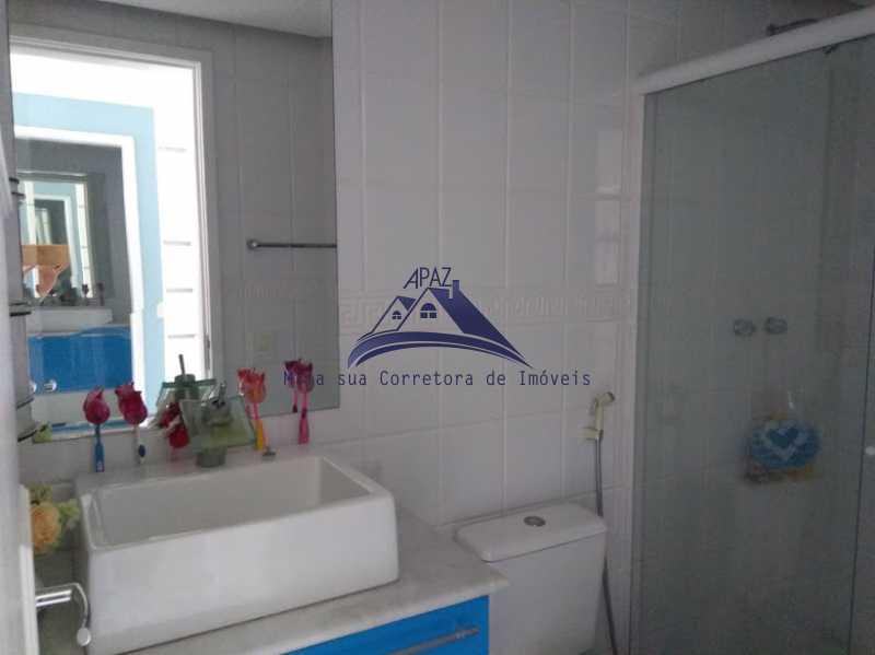 recreio 21 - Cobertura À Venda - Rio de Janeiro - RJ - Recreio dos Bandeirantes - MSCO30004 - 11