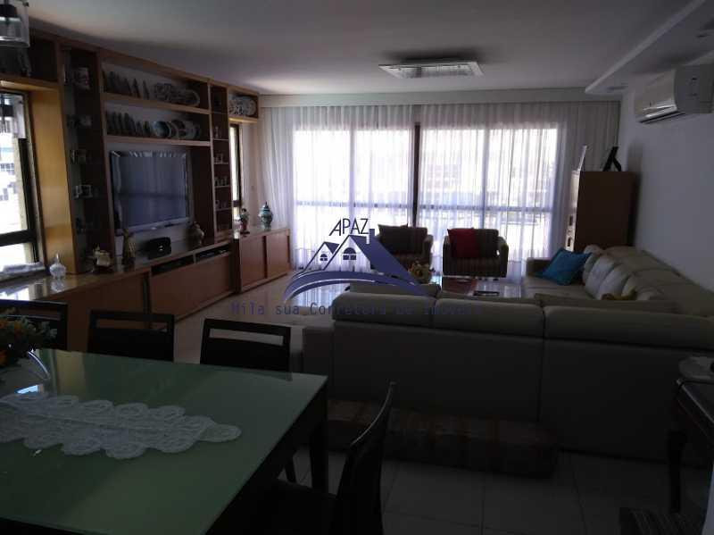 recreio 75 - Cobertura À Venda - Rio de Janeiro - RJ - Recreio dos Bandeirantes - MSCO30004 - 1