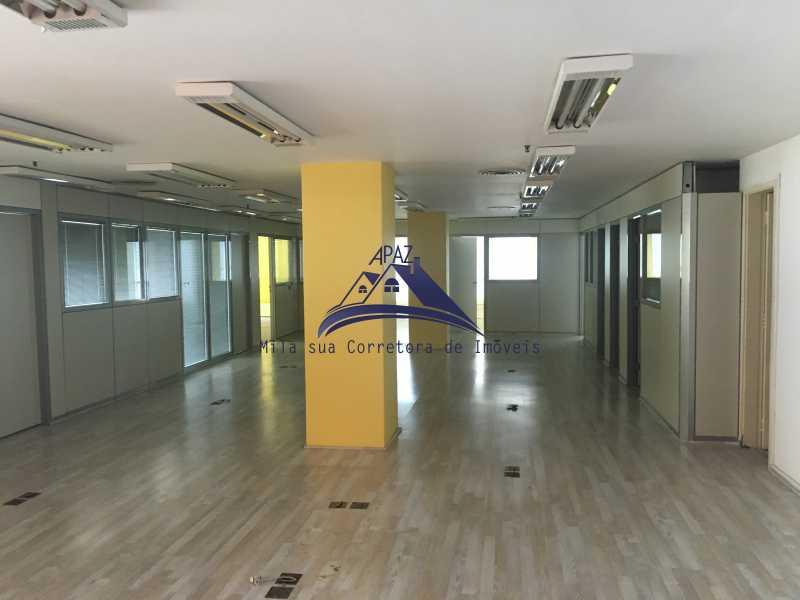Arquivo_0003. - Sala Comercial Para Alugar - Rio de Janeiro - RJ - Centro - MSSL00004 - 1