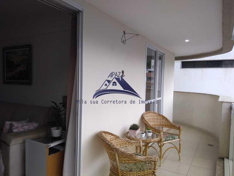 IMG_20190410_155448840 - Apartamento Rio de Janeiro,Botafogo,RJ À Venda,3 Quartos,94m² - MSAP30040 - 5
