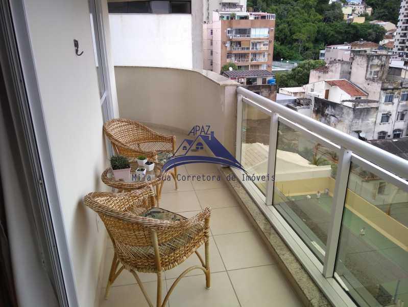 IMG_20190410_155525103 - Apartamento Rio de Janeiro,Botafogo,RJ À Venda,3 Quartos,94m² - MSAP30040 - 4