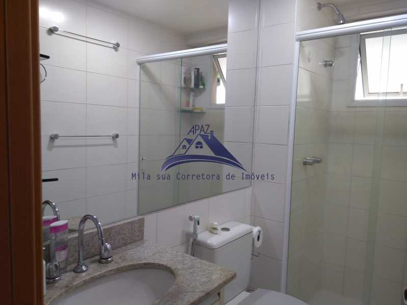 IMG_20190410_160144567 - Apartamento Rio de Janeiro,Botafogo,RJ À Venda,3 Quartos,94m² - MSAP30040 - 8