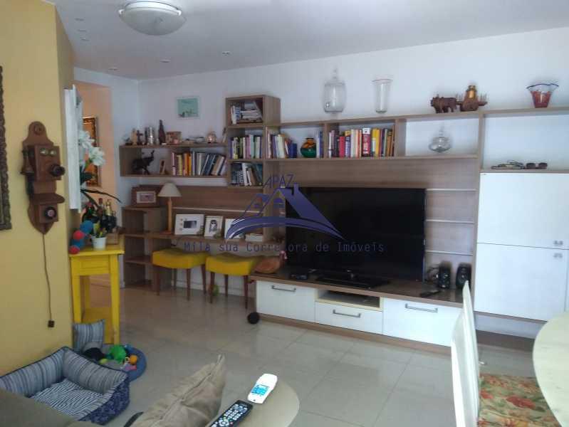 IMG_20190412_150424215 - Apartamento Rio de Janeiro,Botafogo,RJ À Venda,2 Quartos,87m² - MSAP20030 - 1