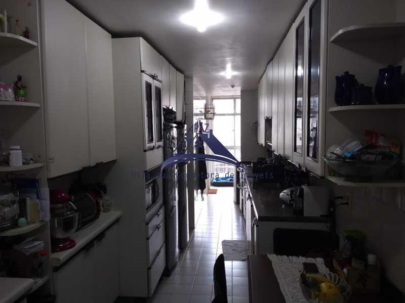 2 laranjeiras - Apartamento 5 quartos à venda Rio de Janeiro,RJ - R$ 1.680.000 - MSAP50003 - 19