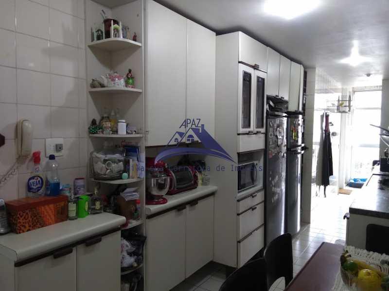3 laranjeiraa - Apartamento 5 quartos à venda Rio de Janeiro,RJ - R$ 1.680.000 - MSAP50003 - 20